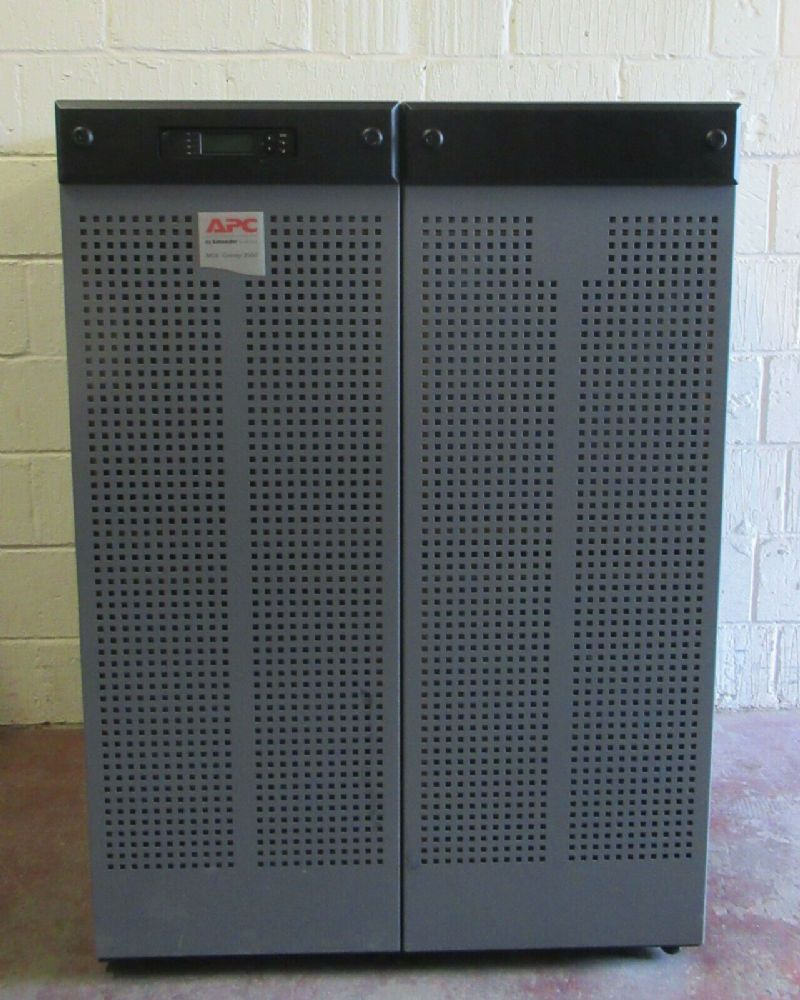 APC MGE Galaxy 3500 G35T40KH4B4S 40kVA 32Kw 3 Phase UPS + Battery Cabinet